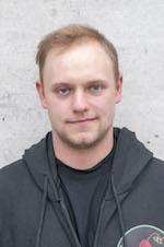 Mitglied Alex Zimmermann